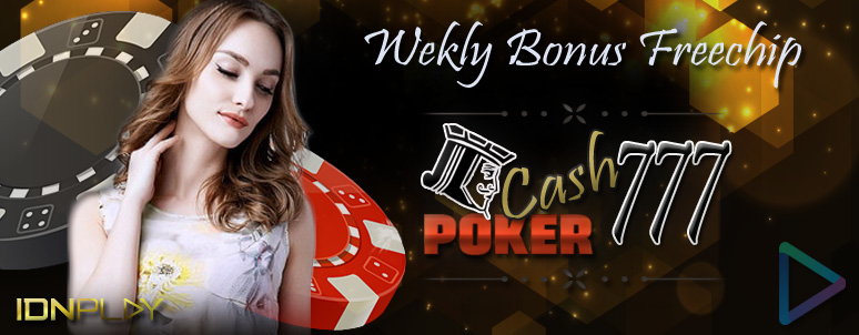 Weekly Event Bonus Freechip QQ Poker Domino Online